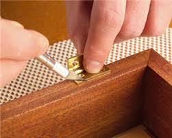 hidden box hinges. Scribe The Hinge Hidden Box Hinges O