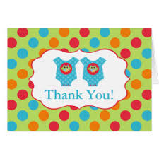 Owl Baby Shower Thank You Favor Tags  Printable Baby Shower Favor Owl Baby Shower Thank You Cards