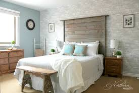 Neutral Master Bedroom Neutral Farmhouse Master Bedroom Makeover Before After