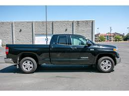 Pre-Owned 2014 Toyota Tundra SR5 4x4 5.7L V8 Pickup Truck Double Cab ...