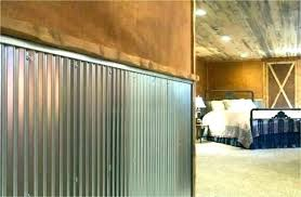 metal interior walls metal interior walls corrugated panels