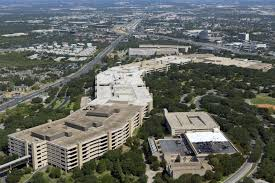 it took five years to plete usaa s headquarters dubbed the brag with backbone
