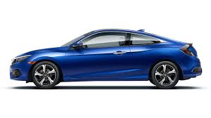 Shop for a Honda Civic Coupe - Official Site