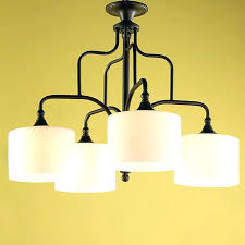 mini chandeliers lamp shades