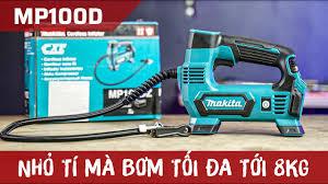 Máy bơm hơi dùng pin 12v Makita MP100DZ Chính hãng - Giá tốt khi gọi   Máy  Hút Bụi Dùng Pin
