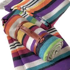 harpo travel blanket set by missoni home  yliving