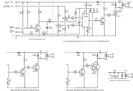 ne555 based low voltage battery cutoff circuit a high resolution gif image of the schematic