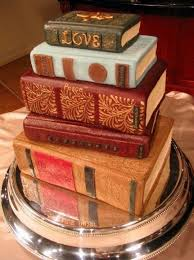 17 Book Cakes That Are Totally Drool Worthy