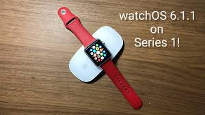 watchOS 6.1.1 On Apple Watch Series 1! {Full Review} - YouTube
