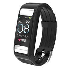 T9 IP67 Men Wristband Fat Monitor Gym Wristband <b>Smart Heart</b> ...