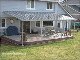 Outdoor Patio Cover Kits Cozy Nice Aluminum Patio Cover Kits with