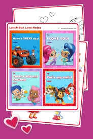 Nick Jr Valentine Coloring Pages Printable Coloring Page For Kids
