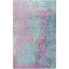 pink and green area rug stunning watercolor purple rugs the home depot design ideas 31