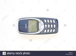 Original Nokia 3110 mobile phone on ...
