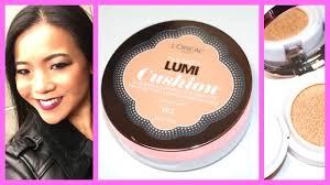 l oreal true match lumi cushion foundation new makeup 2016 you