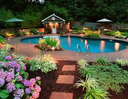 Cool Backyard Backyard Pool Designs Ideas To Perfect Your Backyard