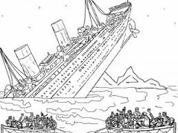 Small Picture Titanic coloring pages printable printable titanic coloring pages