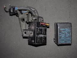 91 93 92 dodge stealth n a oem interior fuse box image is loading 91 93 92 dodge stealth n a oem interior