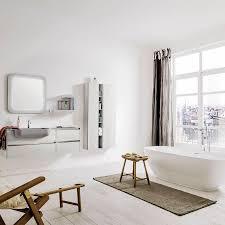 Modernes Badezimmer Keramik Holz Queens 02 Arbi