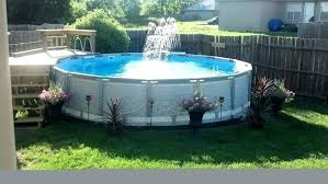 intex pool cover 22 ft fountain i love this picture of the home design round