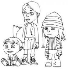Small Picture Agnes Hug Unicorn Despicable Me Coloring Page Birthday