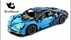 Explore engineering excellence with the lego® technic™ 42083 bugatti chiron advanced building set. Lego Technic 42083 Bugatti Chiron Speed Build For Collecrors Technic Collection 13 14 Youtube