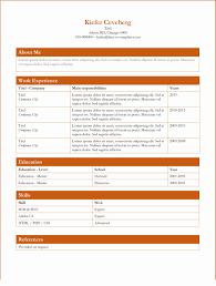 Adobe Indesign Resume Template Elegant Cv And Resume Templates