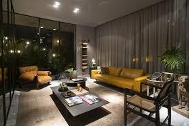 Home Design: Modern Living Room Lighting - Contemporary Apartments