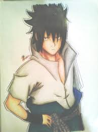 Sasuke Uchiha - Naruto Shippuden Draw by Joaquin72231 on DeviantArt