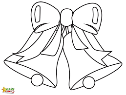 Small Picture Christmas Bells Coloring Pages Kids And itgodme
