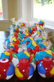 Beach Ball Decoration Ideas Beach Ball Party Favors My Children Parties Pinterest Bunch Ideas 37