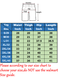 Walmart Time And Tru Size Chart Sayfut Big Mens Cargo Pants With Pockets Fit Wild Hunting