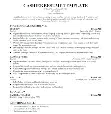 Cashier Skills To Put On A Resume Sample Resume Cashier Resume Samples Cashier Cashier Resume Resume