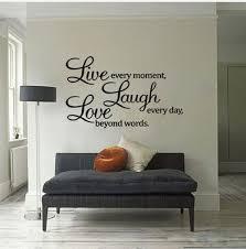 Love Wall Decor Bedroom Wall Decor Quote Vinyl Removable Decal Art Home Room Sticker