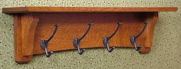 Mission Style Coat Rack Shelf Mission Style Coat Rack Kreyol Essence 2