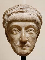 「東ローマ皇帝テオドシウス2世」の画像検索結果