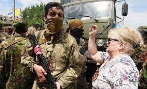 """""""Предложили учиться жить на эти деньги"""", - на Донбассе оккупанты лишают пенсионеров с мизерной пенсией даже """"гуманитарной помощи"""" - Цензор.НЕТ 7696"""