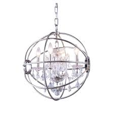 mini orb chandelier white pendant chandelier urban classic 4 light 17 polished nickel iron orb mini crystal chandelier high ceiling chandelier ideas