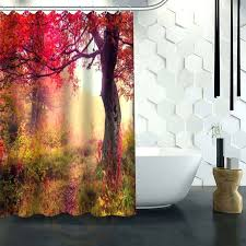 lovely palm tree fabric shower curtain full image for shower curtains trees nature shower curtains with