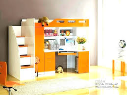 bunk bed with slide and desk. Children Bed With Slide Cool Bunk Beds Slides Kids Desk Full Size Home Improvement Loans Rates And