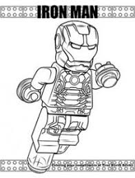 Lego Iron Man Coloring Pages 139 Best Free Lego Coloring Pages