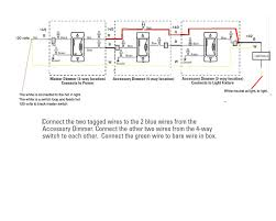4 way light wiring diagram how to wire a 4 way switch dimmer wiring diagrams and 3 way dimming devices integrations