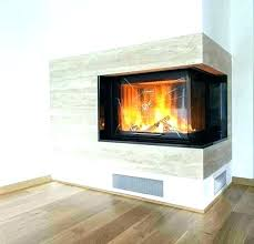 beautiful fireplace replacement glass for majestic