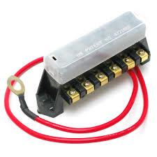 atc ato auxiliary fuse block 6 output taps