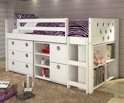 loft storage bed. image of: twin low loft bed storage h