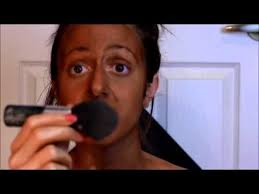 i m going to ume this is joking i have to makeup tutorial fail hilarious you