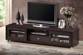 dark wood tv stand. Plain Dark Amazoncom Baxton Studio Wholesale Interiors Beasley TV Cabinet With 2  Sliding Doors And Drawer 70 In Dark Wood Tv Stand R
