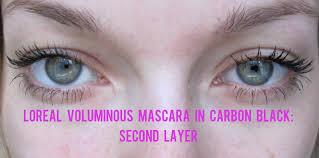 review loreal carbon black mascara