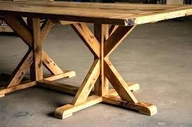 extendable farmhouse table. Farmhouse Table With Extensions Plans Build Your Own Kitchen Extension Slides Extendable .