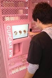 Cupcake Vending Machines Enchanting Cupcake Vending Machine Merchan Pinterest Vending Machine